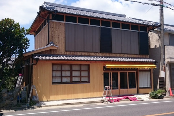 淡路市 K様 耐震改修工事-5