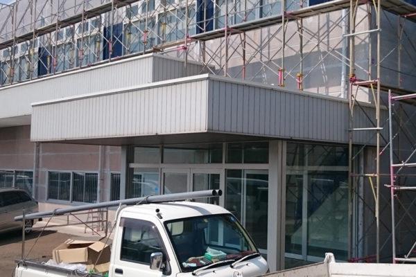 淡路市 H様 工場改修工事-2